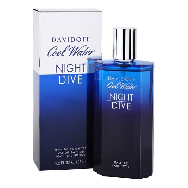 Davidoff Cool Water Night Dive woda toaletowa dla mężczyzn 125ml