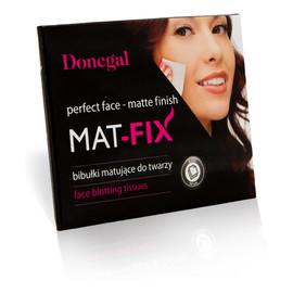 Bibułki matujące do twarzy Mat-Fix 50 szt.