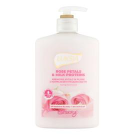 Kremowe mydło w płynie Rose Petals & Milk Proteins