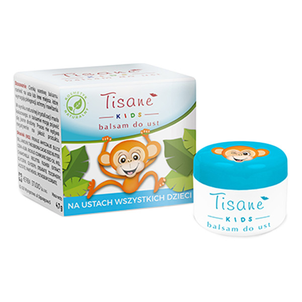 Tisane BALSAM DO UST SŁOIK KIDS 4.7g