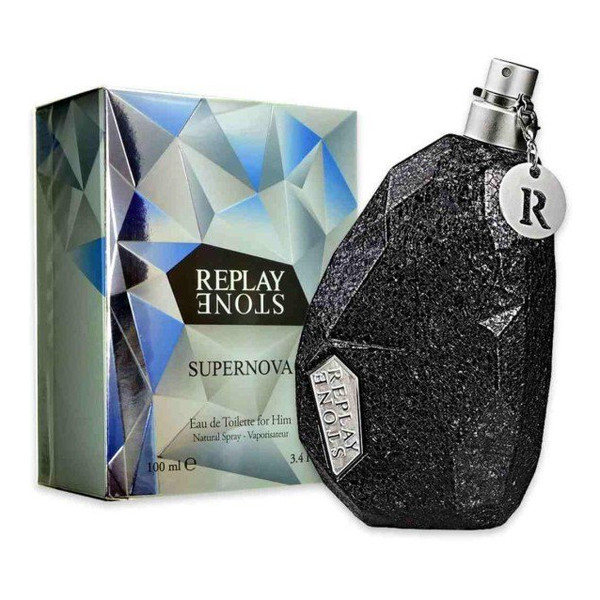 Replay Stone Supernova Woda toaletowa spray 100ml
