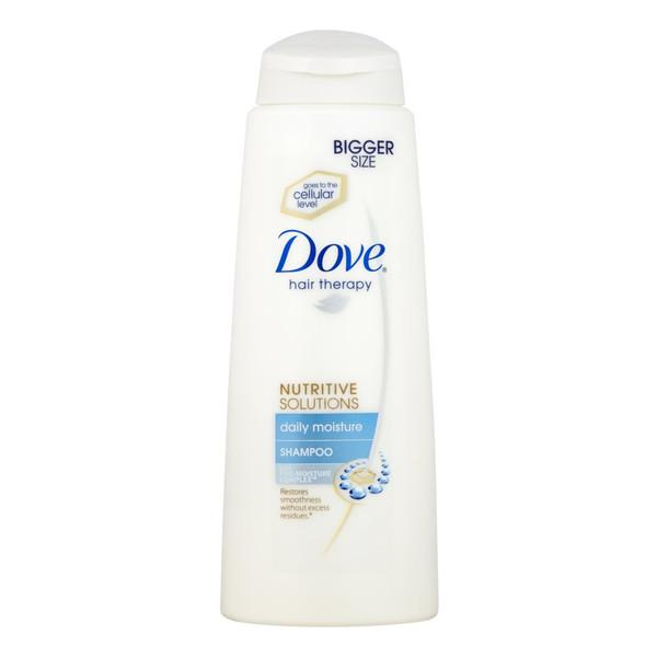 Dove Daily Moisture Szampon do włosów każdego rodzaju - Unilever 400ml