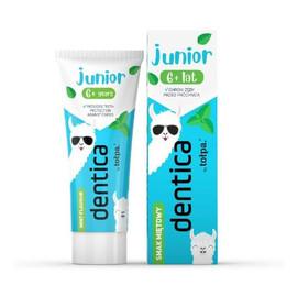 Pasta do zębów Junior 6+ miętowa