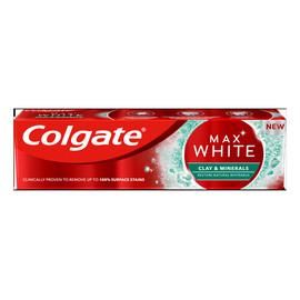 Pasta do zębów Max White Clay & Minerals