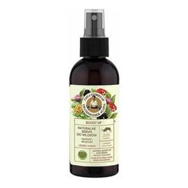 Naturalne serum do włosów dodające gęstości i objętości Leuzea i Mumio