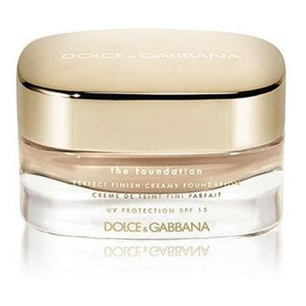 Dolce & Gabbana The Foundation Perfect Luminous SPF15 aksamitny podkład rozjaśniający 30ml