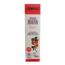 Regenerująca maska do twarzy