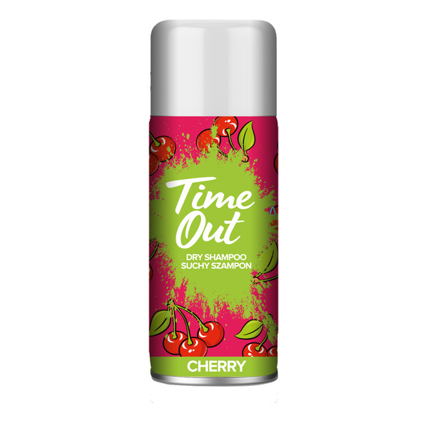 TIME OUT SUCHY SZAMPON CHERRY 75ml