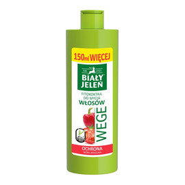 Fitokoktajl do mycia włosów ochronny Pomidor i Papryka