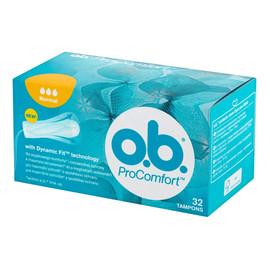 tampony higieniczne Normal (3+1)
