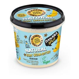 Naturalne kremowe masło do ciała Banana Split