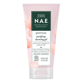 Purezza Purifying Cleansing Gel Żel oczyszczający z organiczną wodą z róży damasceńskiej