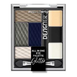 All In One Eye Palette paleta cieni do powiek 400 Glitter 9.5g