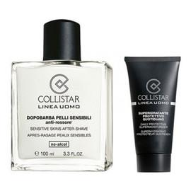 Zestaw Sensitive Skins After-Shave Emulsja po goleniu do skóry wrażliwej + Supernawilżacz