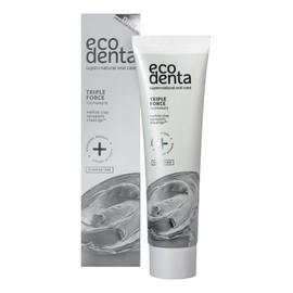 Pasta do zębów o potrójnym działaniu z białą glinką, propolisem i TEAVIGO