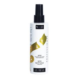 Spray do włosów kręconychz filtrami UV