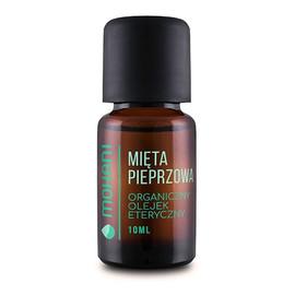Organiczny olejek eteryczny z mięty pieprzowej