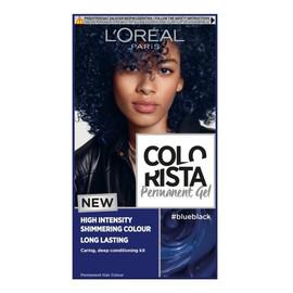 Permanent Gel Trwała farba do włosów