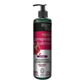 Balsam orzeźwiający do włosów Organiczny Granat & Paczula