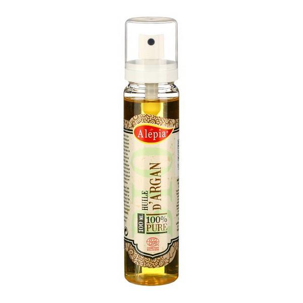 Alepia Olej Arganowy Bio 100% Czysty w Sprayu 100ml