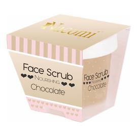 Odżywczy Peeling do twarzy i ust o zapachu czekolady