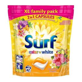 Kapsułki do prania do bieli i koloru Hawaiian Dream 42szt
