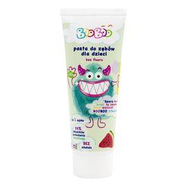 Pasta do mycia zębów dla dzieci bez fluoru Arbuz