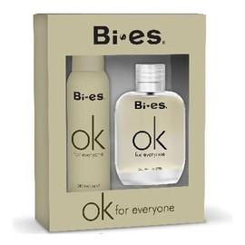 Zestaw prezentowy woda perfumowana + dezodorant