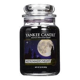 duża świeczka zapachowa Midsummer's Night