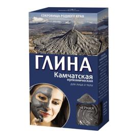 Czarna Wulkaniczna Glinka Kamczacka 100% Naturalna