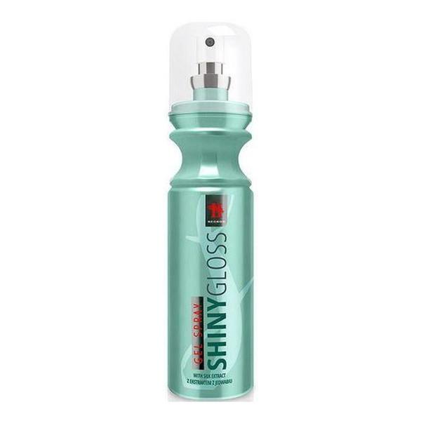 Hegron Styling Żel spray Shiny Gloss nadający połysk z ekstraktem jedwabiu 150ml