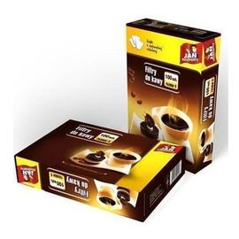 Filtry do kawy 100 szt. rozmiar 4