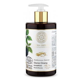 Siberian Ginseng szampon do włosów zniszczonych