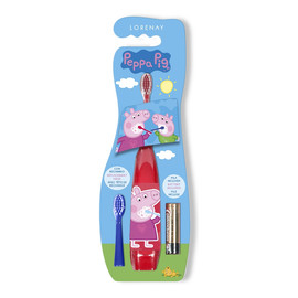 Peppa pig elektryczna szczoteczka do zębów dla dzieci