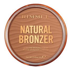 Natural Bronzer Bronzer do twarzy z rozświetlającymi drobinkami