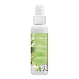 Spray do włosów z octem jabłkowym włosy normalne i przetłuszczające się
