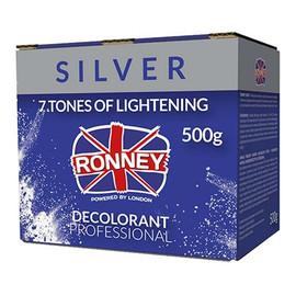 Professional decolorant silver profesjonalny bezpyłowy rozjaśniacz do włosów