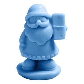 Niebieski Mały Św. Mikołaj naturalne mydło glicerynowe Owocowy