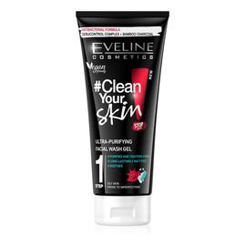Ultraoczyszczający Żel do mycia twarzy