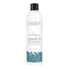 Nawilżający szampon do włosów z ekstraktem z mniszka