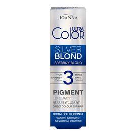 Pigment tonujący kolor włosów