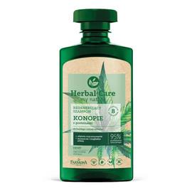 Regenerujący szampon KONOPIE z proteinami