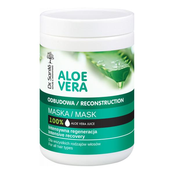 Dr. Sante Aloe Vera Maska do włosów intensywnie regenerująca 1000ml
