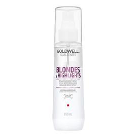 Blondes & Highlights Nabłyszczające serum w sprayu do włosów blond