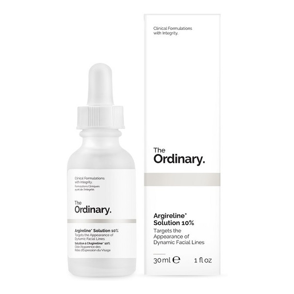 The Ordinary Argireline Solution 10%, Peptydowe serum przeciwzmarszczkowe do twarzy 30ml