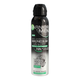 Men Dezodorant w sprayu 72H Magnesium Ultra Dry