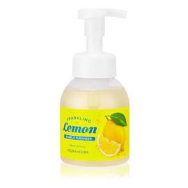 pianka myjąca do twarzy