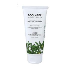 Organic Cannabis Żel do mycia twarzy