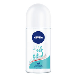 Nivea Dezodorant DRY FRESH roll-on damski - 0188691