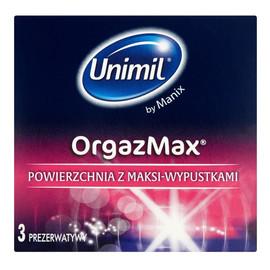 lateksowe Prezerwatywy 3szt